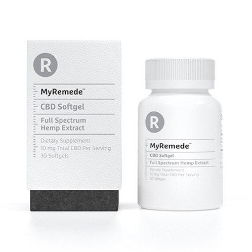 MyRemede 30ct 10mg Softgel
