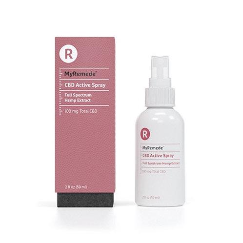 MyRemede 100mg 2oz Therapy/Active Spray