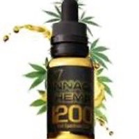 Pinnacle 1200mg full spectrum tincture/only available for shipping.