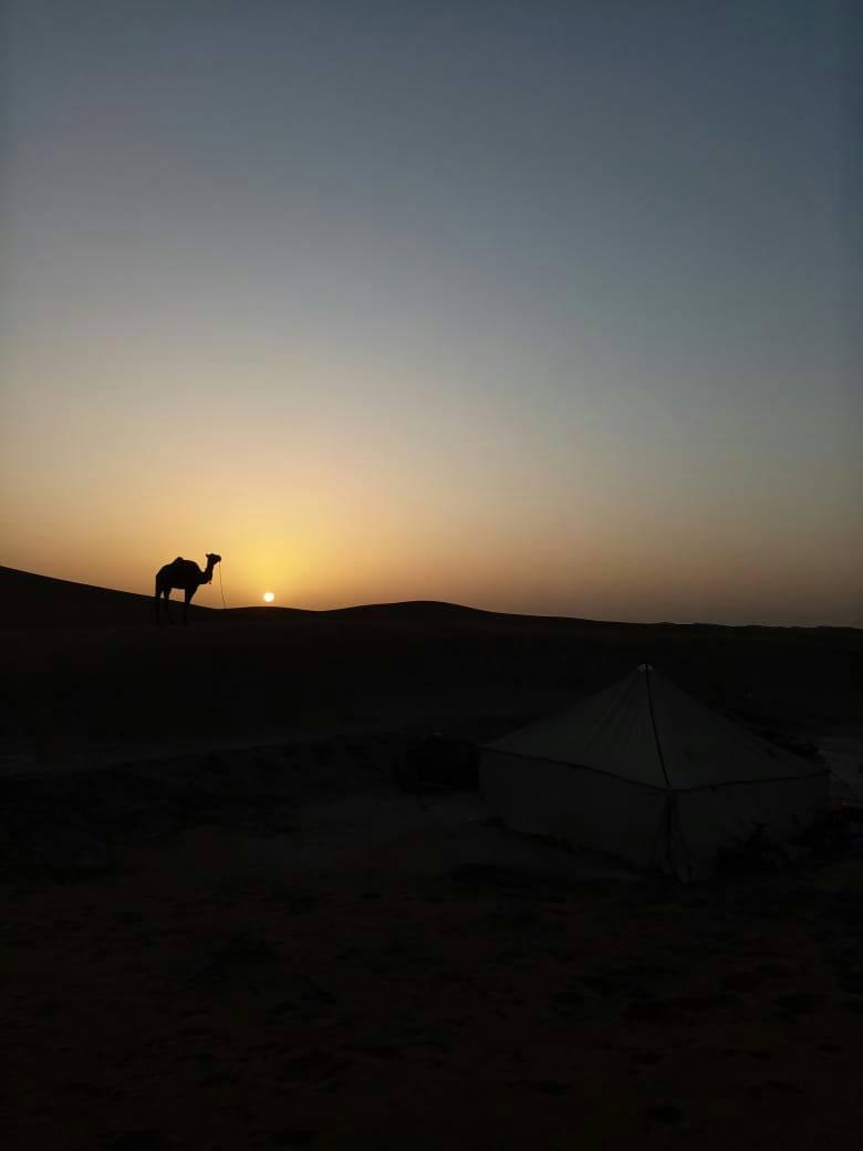 DÉSERT DU SAHARA MAROCAIN/Morocco Sahara Desert  Un endroit où tous les problèmes se règlent l'instant d'un coucher de soleil. Les yeux rivés sur l'infini, le désert nous fait oublier les tracas de la vie qui se perdent dans l'immensité de ces lieux plus grands que la nature.