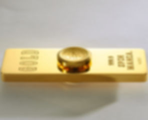 純金ハンドスピナー
