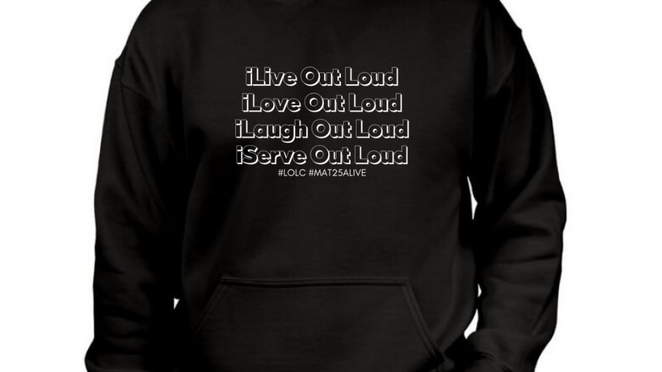 LOLC I Serve Volunteer (Hoodie)