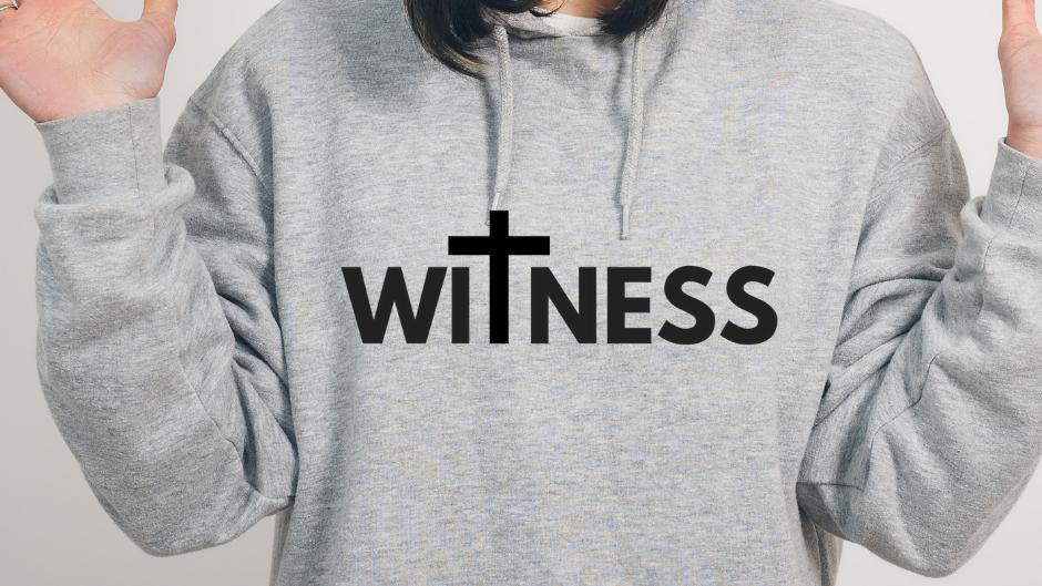 WITNESS (Hoodie)