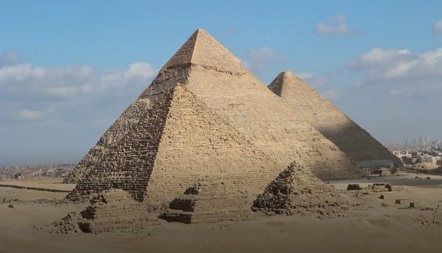 Egypte: Le Souffle du temps / Gizeh