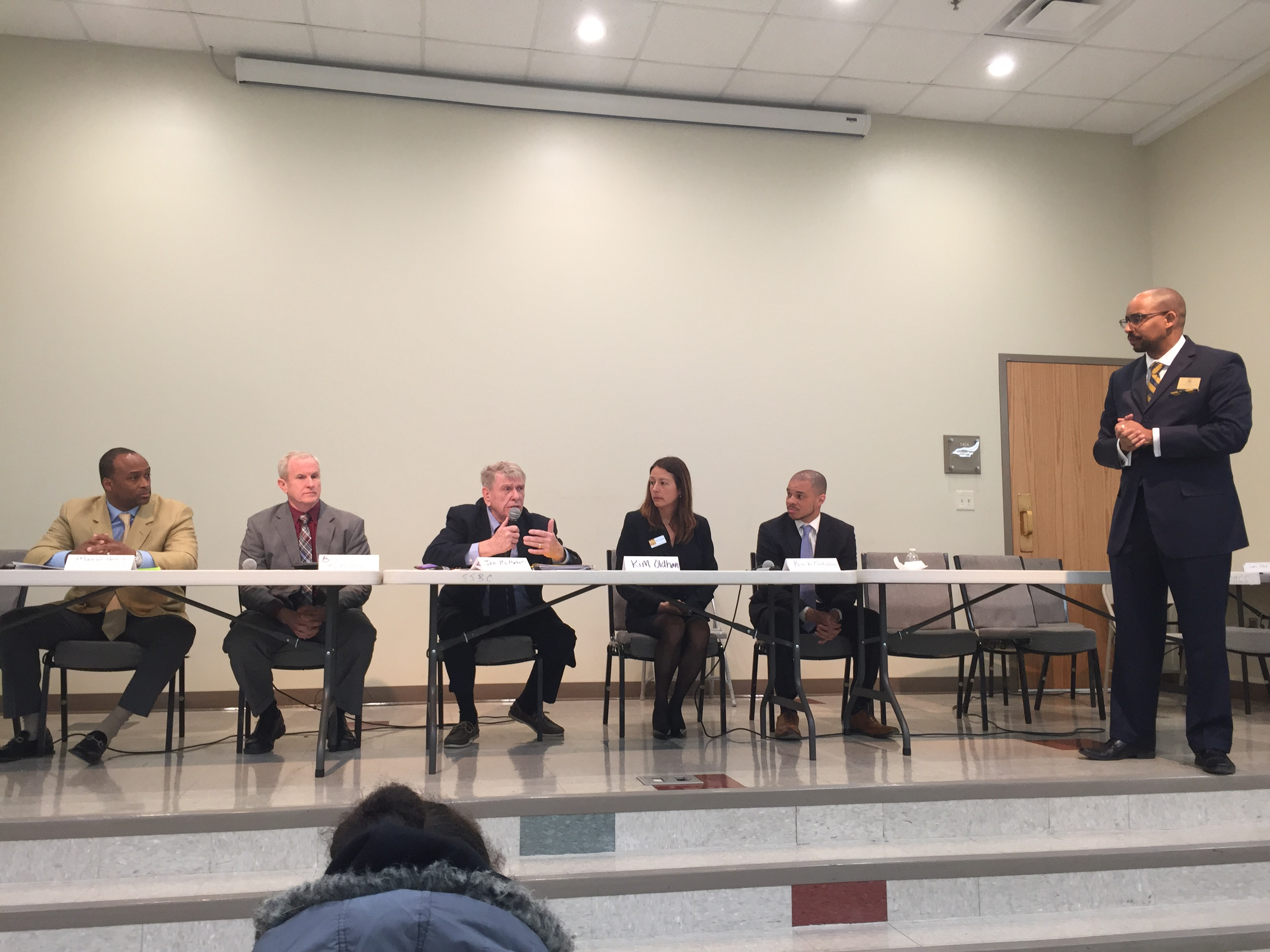 State Atty & HoCoMD Sheriff Panel