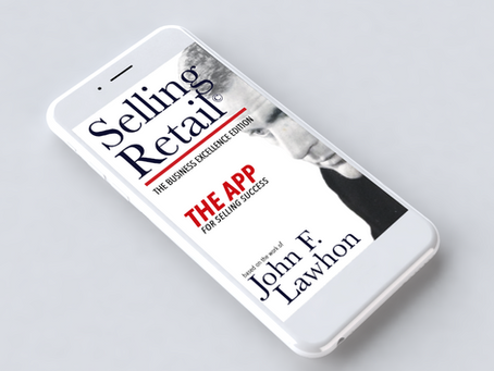 #SellingRetail Business Excellence App