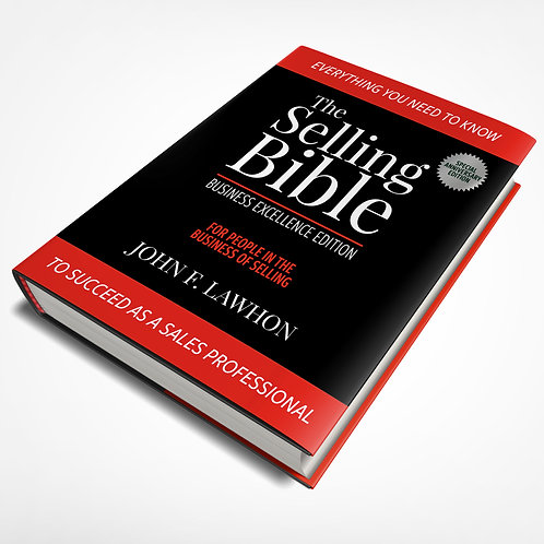 1 CARTON of 12-The Selling Bible BE Edition