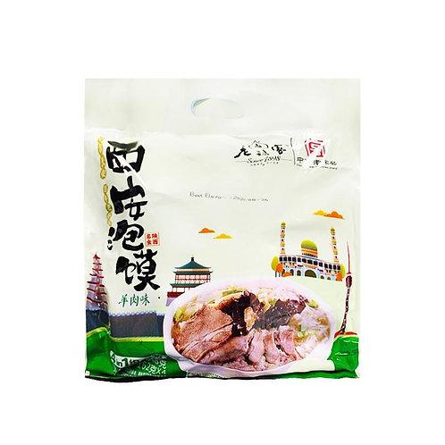 西安泡馍羊肉味648g