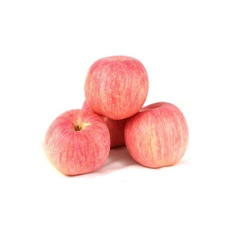 2个中国富士苹果
