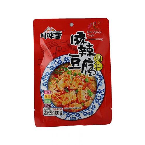 川味王麻辣豆腐调料100G