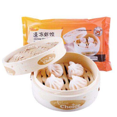 Asianchoice速冻虾饺200g