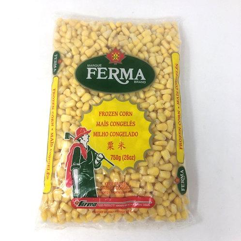 Ferma Frozen corn 750g