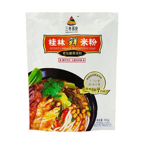 三養易食桂林鲜米粉260g