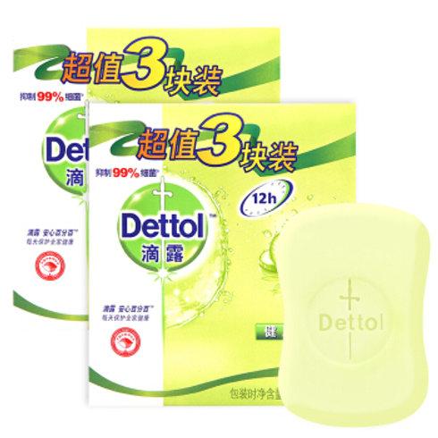 滴露香皂6*150g