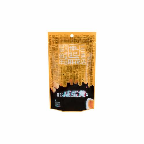 微记咸蛋黄麻花108G