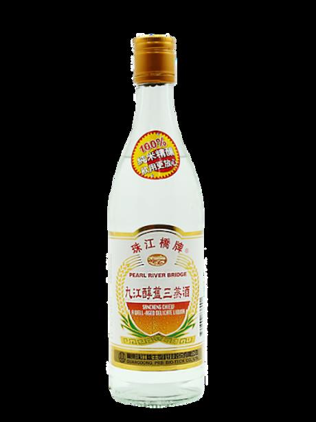珠江桥牌咸三蒸酒600ml