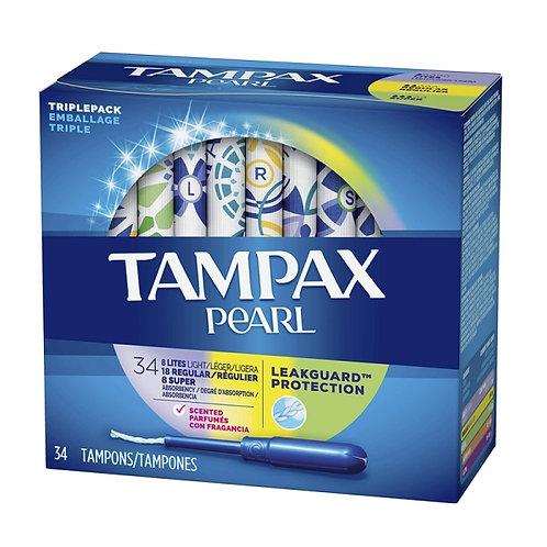 TAMPAX卫生棉条34个
