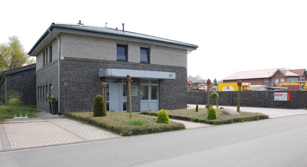 Firmenzentrale Dreger Hochbau GmbH