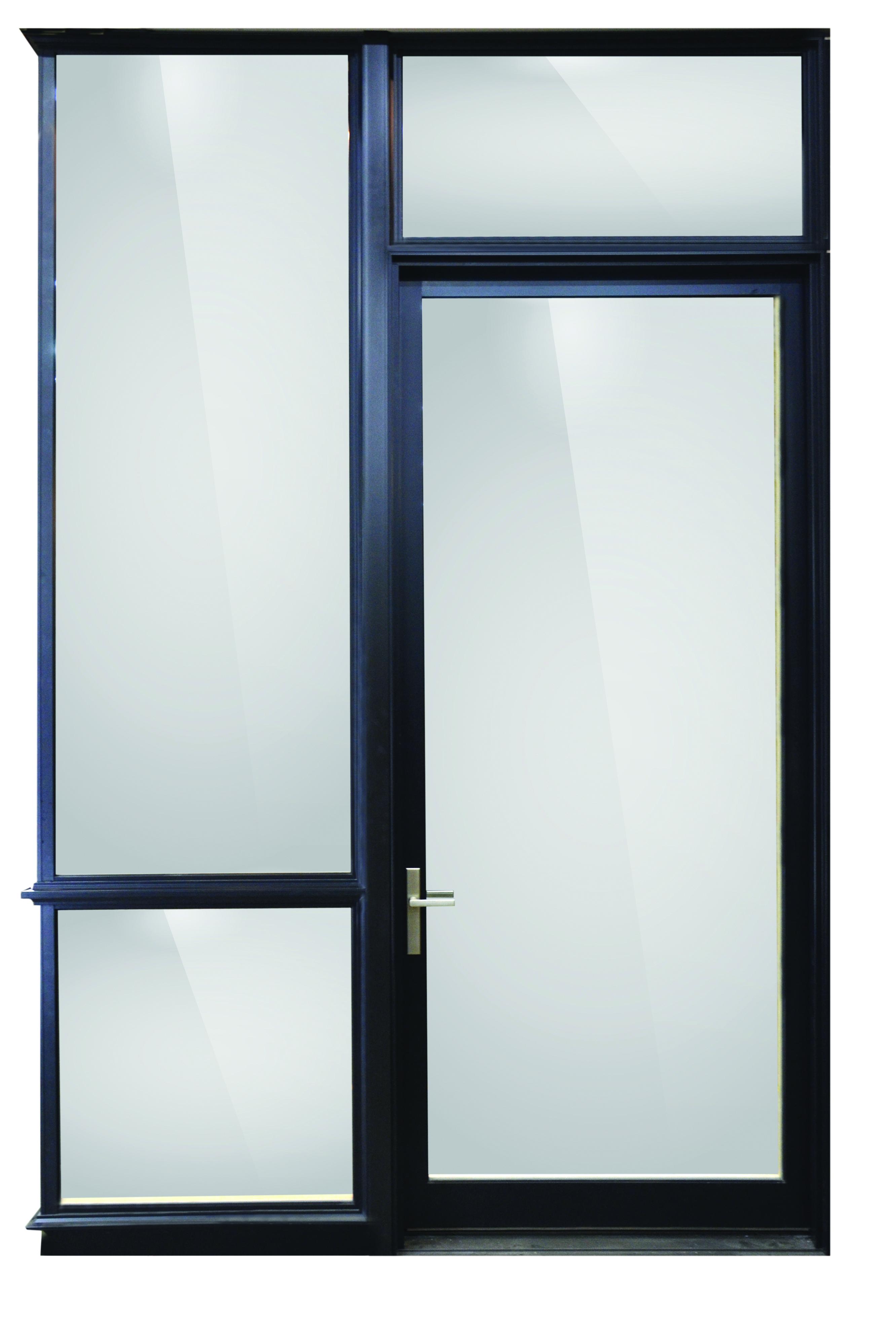 Contemporary Door & Fixed