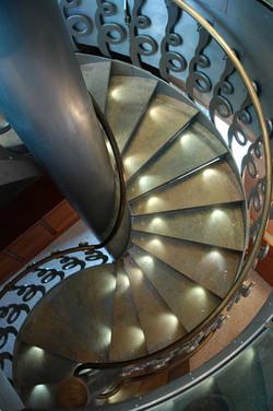 Architectural Bronze Stair Treads