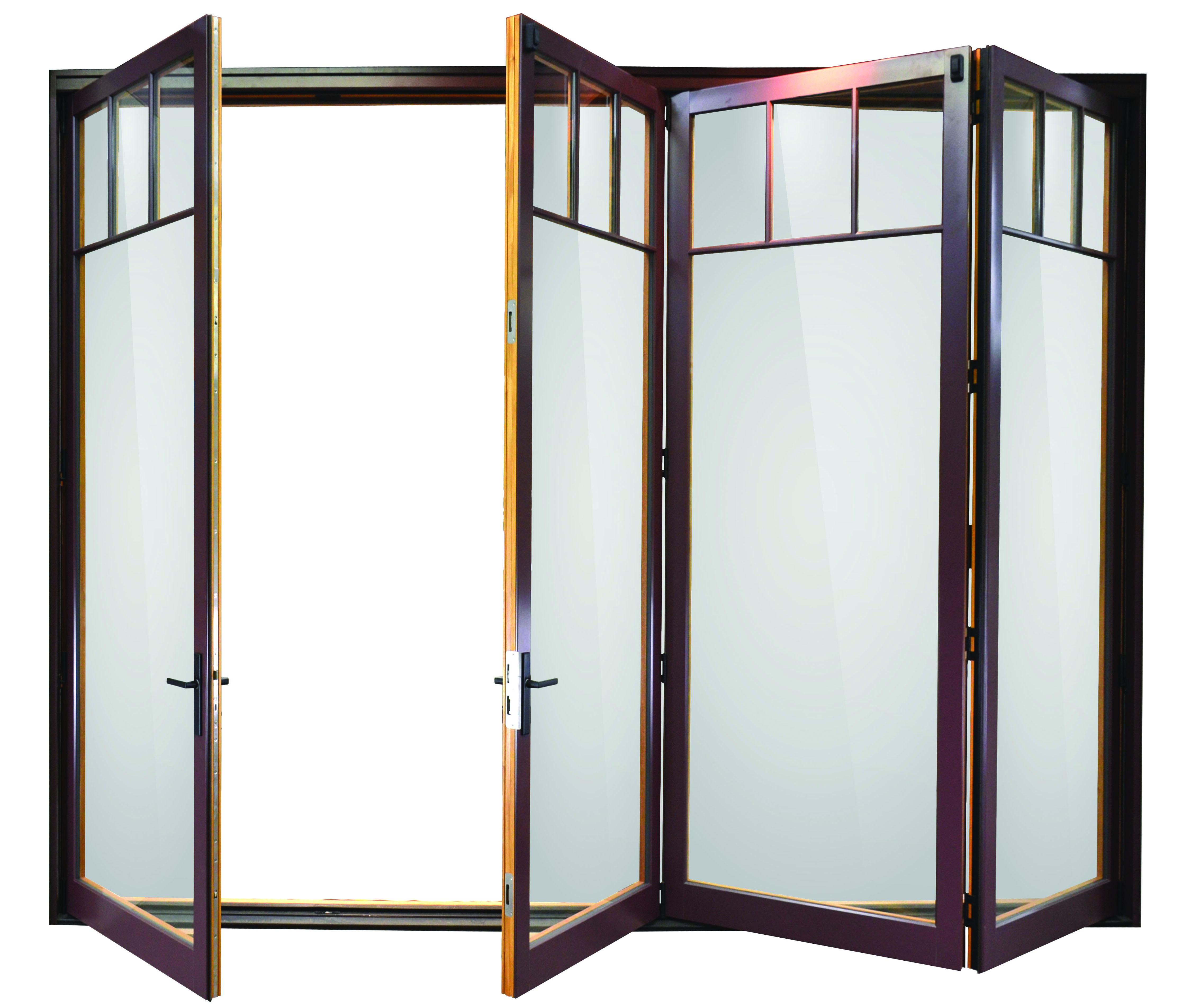 Contemporary Bi Fold Door