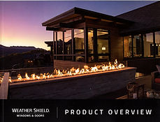2020 Weather Shield Product Overview COV