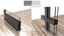 BlissNorAm T5000 Door & Curtain Wall