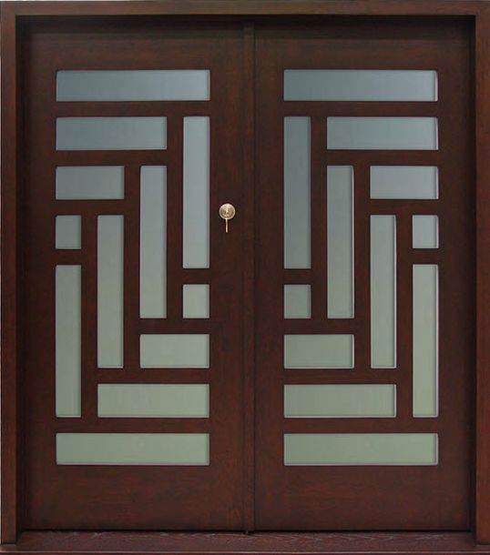 Contemporary Door - Old World Door