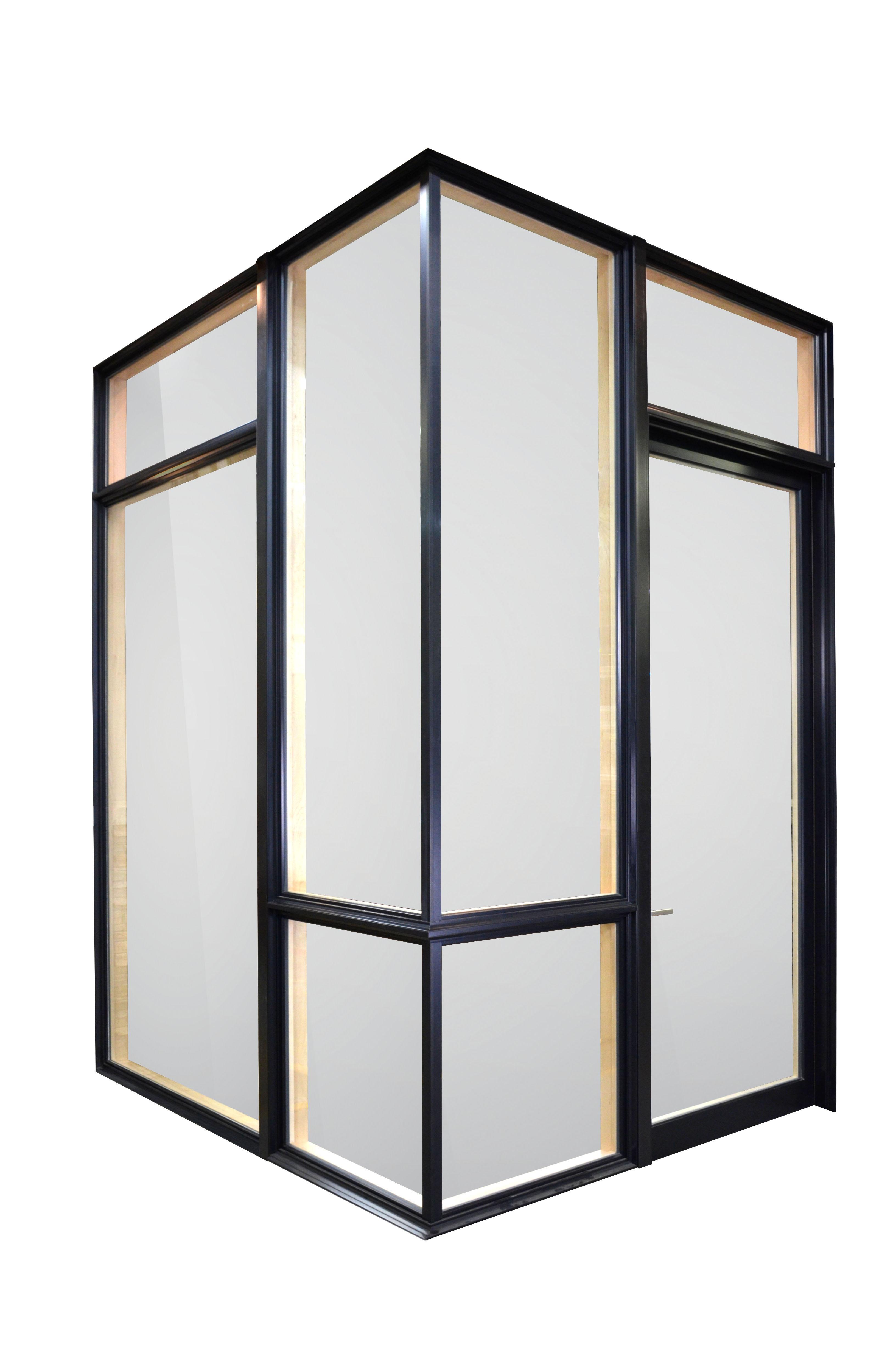 Contemporary Corner Unit