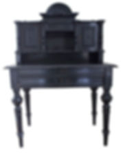 black french desk