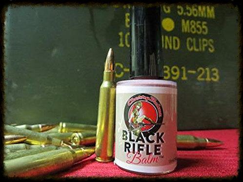 Black Rifle Balm - Brush Bottle