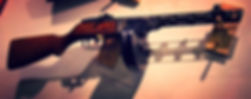 Shpagin's Machine Pistol, Pistolet-Pulemyot Shpagina, 7.62x25, PPSh lubrication, Soviet lubricant, Soviet lubrication