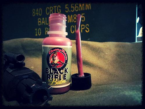 Black Rifle Balm Tryout