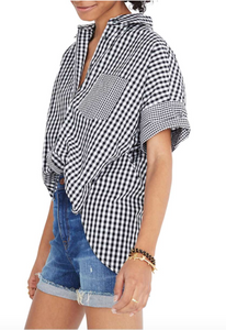 Button Up top from Madewell