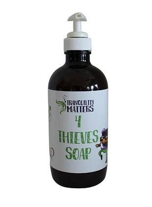 Liquid Soap/Body Wash - Thieves