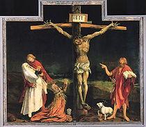Epiphany 2 A. Grunewald_Isenheimer_Altar