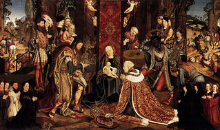Epiphany. unknown-german-master-early-16