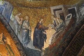 Epiphany 5 B. jesus-heals-peters-mother-
