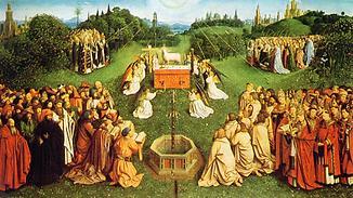 Proper 16 C. van-eyck-adoration-of-the-l