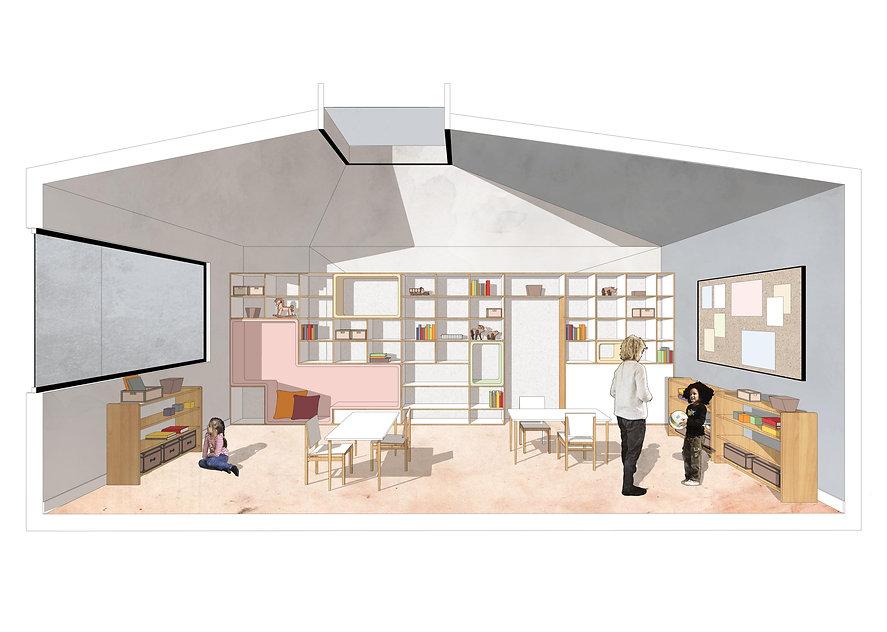 Escola Infantil Montessori por MEIUS ARQUITETURA