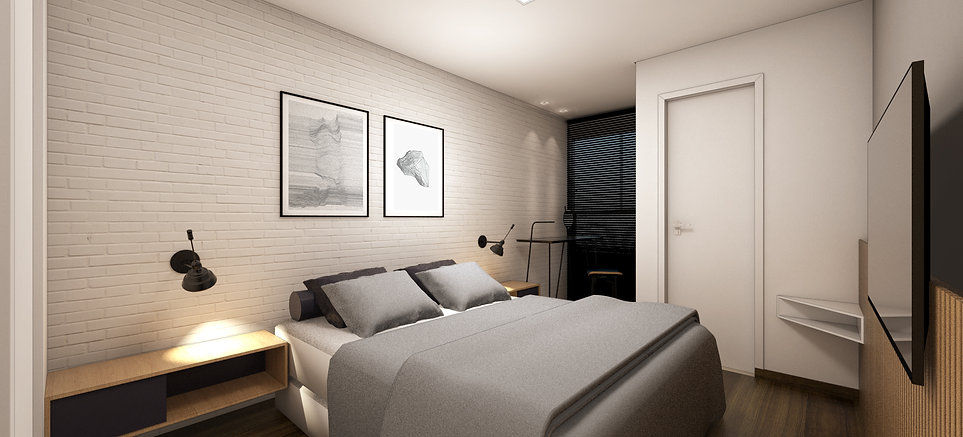 Apartamento Anchiet por MEIUS ARQUITETURA