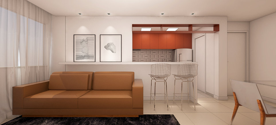 Apartamento Anchieta por MEIUS ARQUITETURA