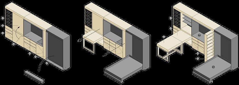 diagrama mobiliário