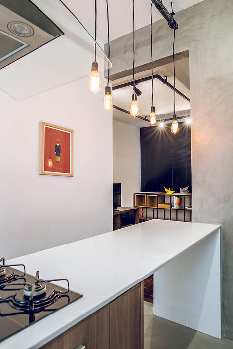 Apartamento RAMALHETE por MEIUS ARQUITETURA