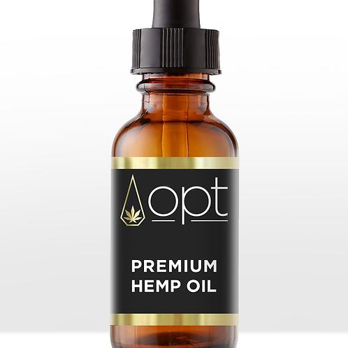 OPT Premium Hemp Oil - Special Offer !