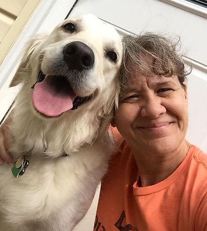 Kansas City certified force-free dog trainer Tracy Martin