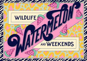 Wildlife, Watermelon and Weekends