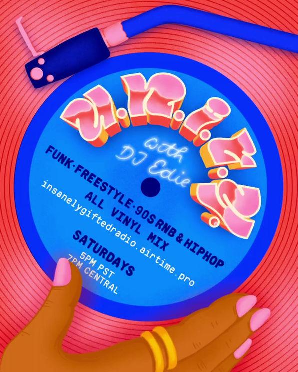 U.N.I.T.Y. with DJ Edie