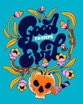 Good Trumps Evil