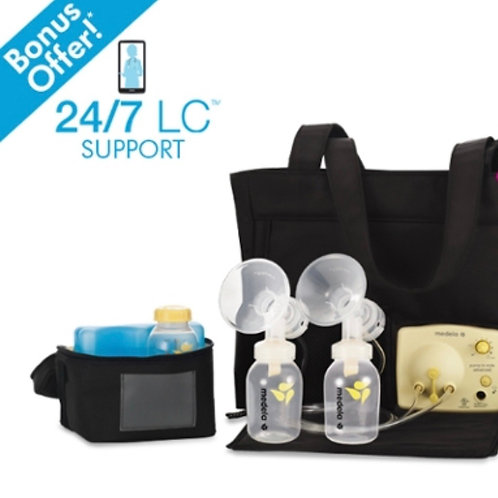 Medela Pump In Style Advanced On-the-Go with Bag Choice